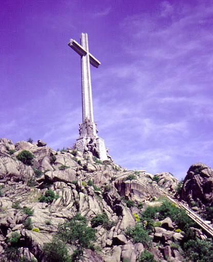 kors på fjell