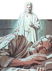 engel kom til Josef