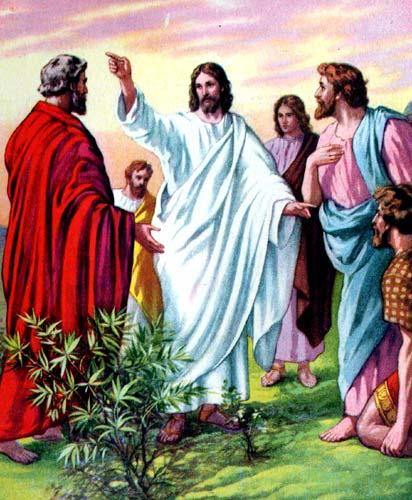 Jesus og disiplene