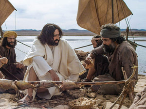 Jesus og peter