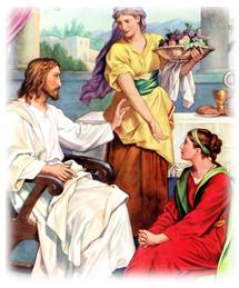 Marta og Maria