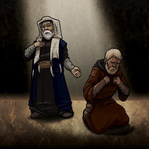 Fariseer og toller
