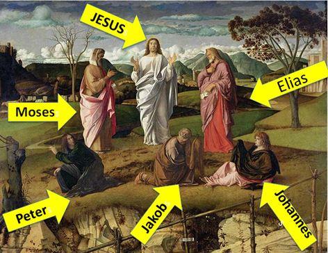 Jesu forklarelsesdag