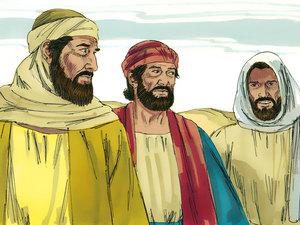 Jesus og disipplene