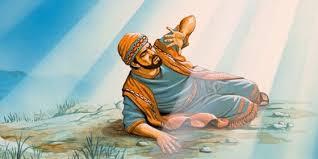 Paulus møter Jesus