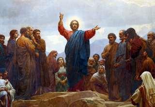 Jesus forkynner2