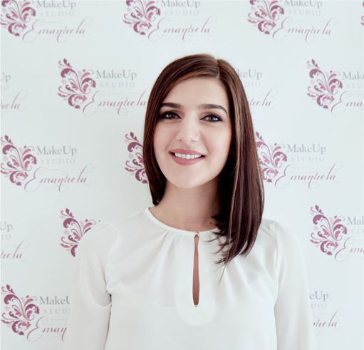 Emanuela Bejenaru, Make up artist